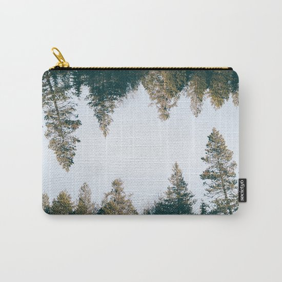 Forest Reflections IX Carry-All Pouch