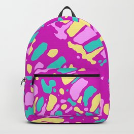 Coral Reef Sunset Glow Backpack