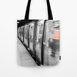 New York City Subway (Broadway Station) Tote Bag