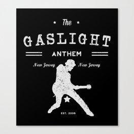 The Gaslight Athem Canvas Print