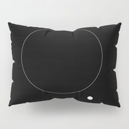 Minimal White 5 Pillow Sham