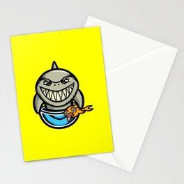 Spike the Shark Stationery Cards