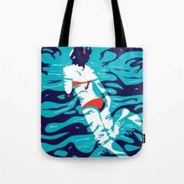 spiritual bath Tote Bag