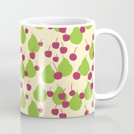 Pears n' cherries Coffee Mug