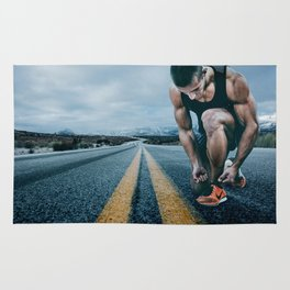 Runner on the Road Rug