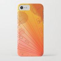 gossip girl iPhone & iPod Cases featuring gossip by sladja