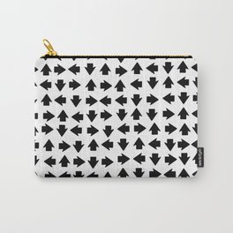 Arrow Directions Carry-All Pouch