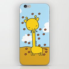 Garry Sneeze iPhone & iPod Skin