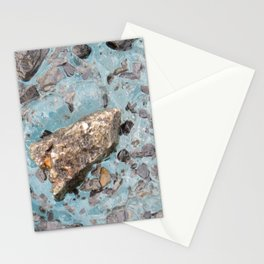 Glacial Ice :: An Alaskan Glacier Stationery Cards