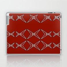 Stars Parade-red Laptop & iPad Skin