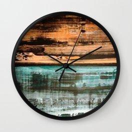 SCRAPE 1 Wall Clock