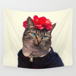 Frida Catlo Wall Tapestry