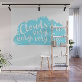 Clouds Are Very Very Very Free Wall Mural