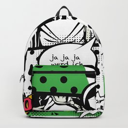 comics2 Backpack