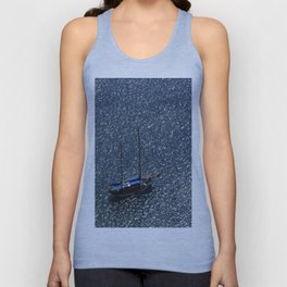 Santorini, Greece 11 Unisex Tank Top