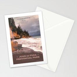 Juan de Fuca Provincial Park Stationery Cards