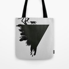 I'm Wolf Tote Bag