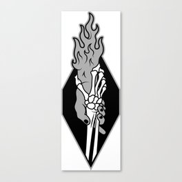 Demonkind logo Canvas Print