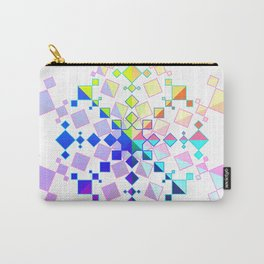 Kaleidoscopic Pride Carry-All Pouch