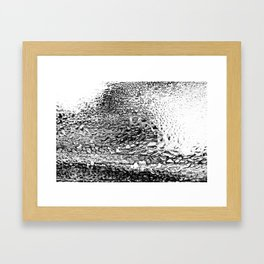 Tumbled Into Love Framed Art Print