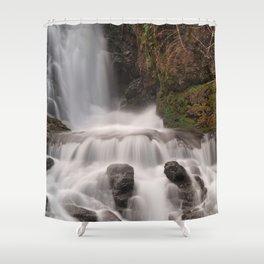 Dickson Falls Shower Curtain