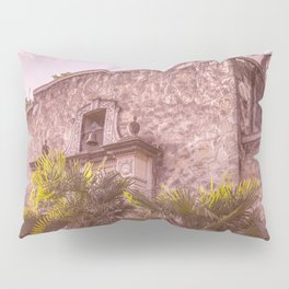 Palm Tree Summer - The Alamo Pillow Sham