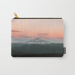 Hood Sunset Carry-All Pouch