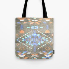 Native Aztec Tote Bag