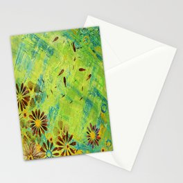 Nature Breeze Stationery Cards