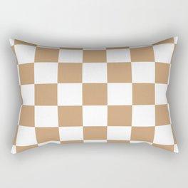 squares Rectangular Pillow