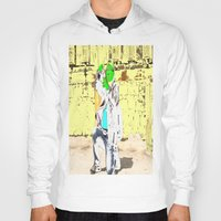 photographer Hoodies featuring Photographer by lookiz