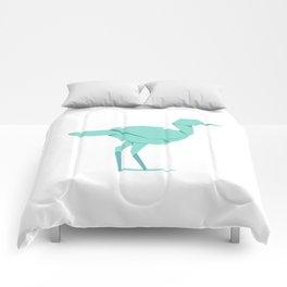 Origami Stork Comforters