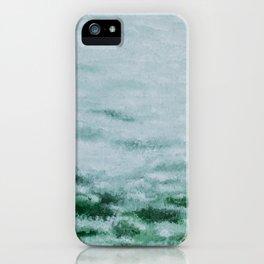 Green dream iPhone Case