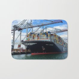 Containers Bath Mat