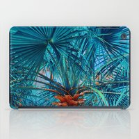 palm tree iPad Cases featuring Palm Tree by DistinctyDesign