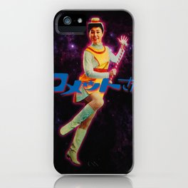 Kometto-San Tribute iPhone Case
