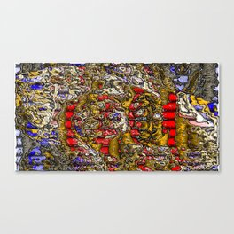 Plastic Wax Factory Vol 02 60 - HAN Canvas Print