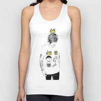 prince Tank Tops featuring prince by otp-hedgefrog