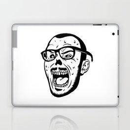 Owl Vision Logo (Zombie Face) Laptop & iPad Skin
