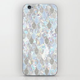 Holographic Mermaid iPhone Skin