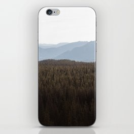 Rocky Mountains iPhone Skin