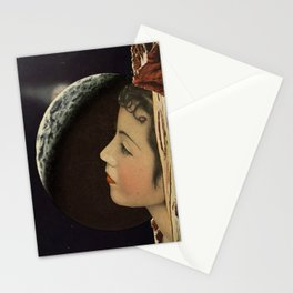 I AM FEELING A LITTLE PECULIAR Stationery Cards