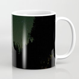 Nightscape at Orcas Island Coffee Mug