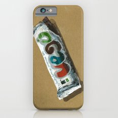 Vego vegan Chocolate is a thing I use to define myself iPhone 6s Slim Case