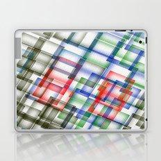 Done Deal digital pattern Laptop & iPad Skin