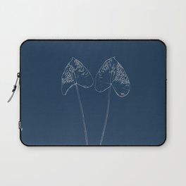 Painter's Palette Blueprint Laptop Sleeve