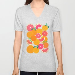 Grapefruit Harvest Unisex V-Neck