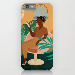 Salon No. 3 iPhone Case