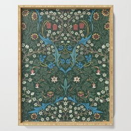 William Morris Blackthorn Pattern, 1892 Serving Tray