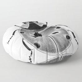 Beetle 03 Floor Pillow